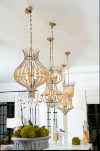 Creative ways to Use Large Pendants in Your Home 2