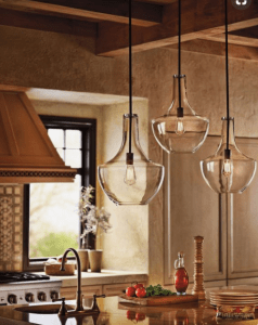 Creative ways to Use Large Pendants in Your Home 4