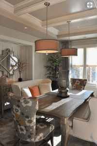 Creative ways to Use Large Pendants in Your Home 10