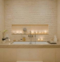 bathrom-white-tub-light-candle