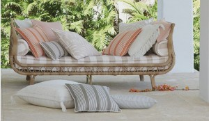 Summer-outdoor-trends-2018-serena and lily - day bed - wicker