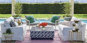 Summer - outdoor - trends - 2018 - furniture-fabrics - asian
