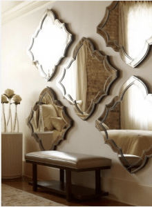 mirror, mirrors, decorate, terravista, interior, design, decorate, candice, olson