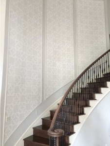 7 Ideas to Decorate Your Curved Stairs 4