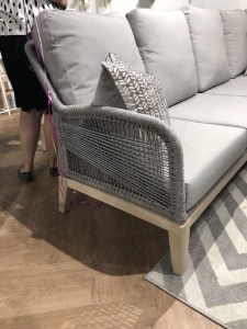 las vegas, trends, outdoor, wicker, gray, oriental express furniture, sofa