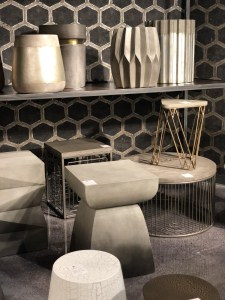 las vegas, trends, table, side table, concrete