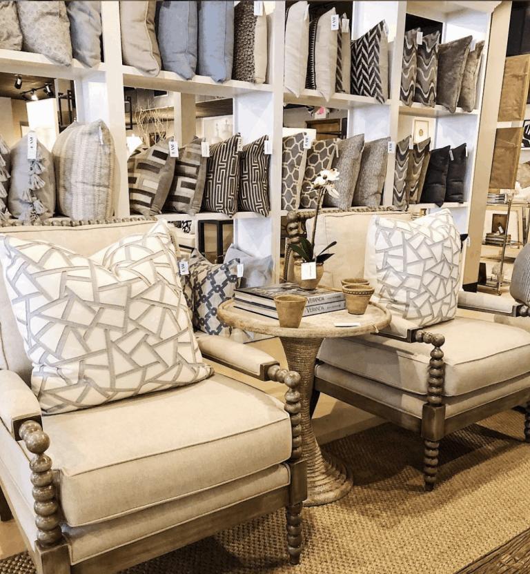 houston, interior design, home decor, chair, pillows, furniture