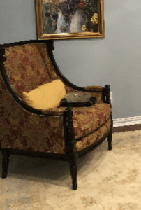 furniture, interior design, terravista interior design, blue, antique, table, chair, decorating, neutral, blue, white, wood