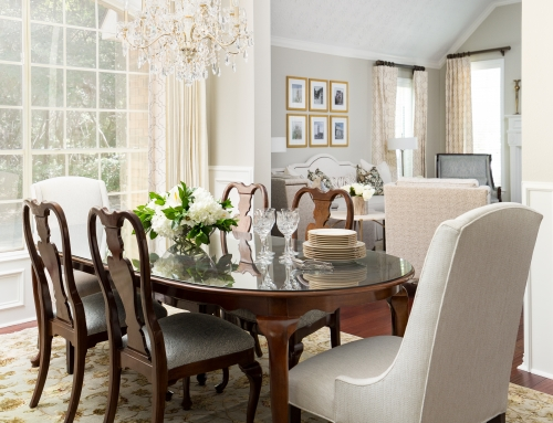 Project Reveal: Traditional and  Timeless in The Woodlands