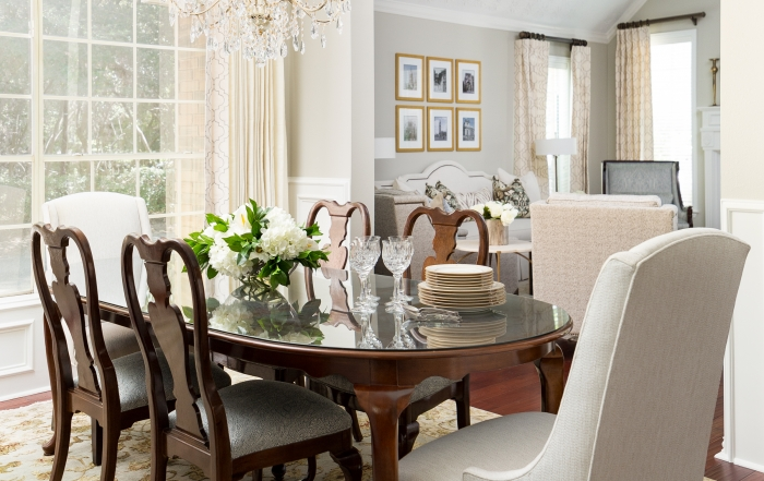 A home in The Woodlands gets an update