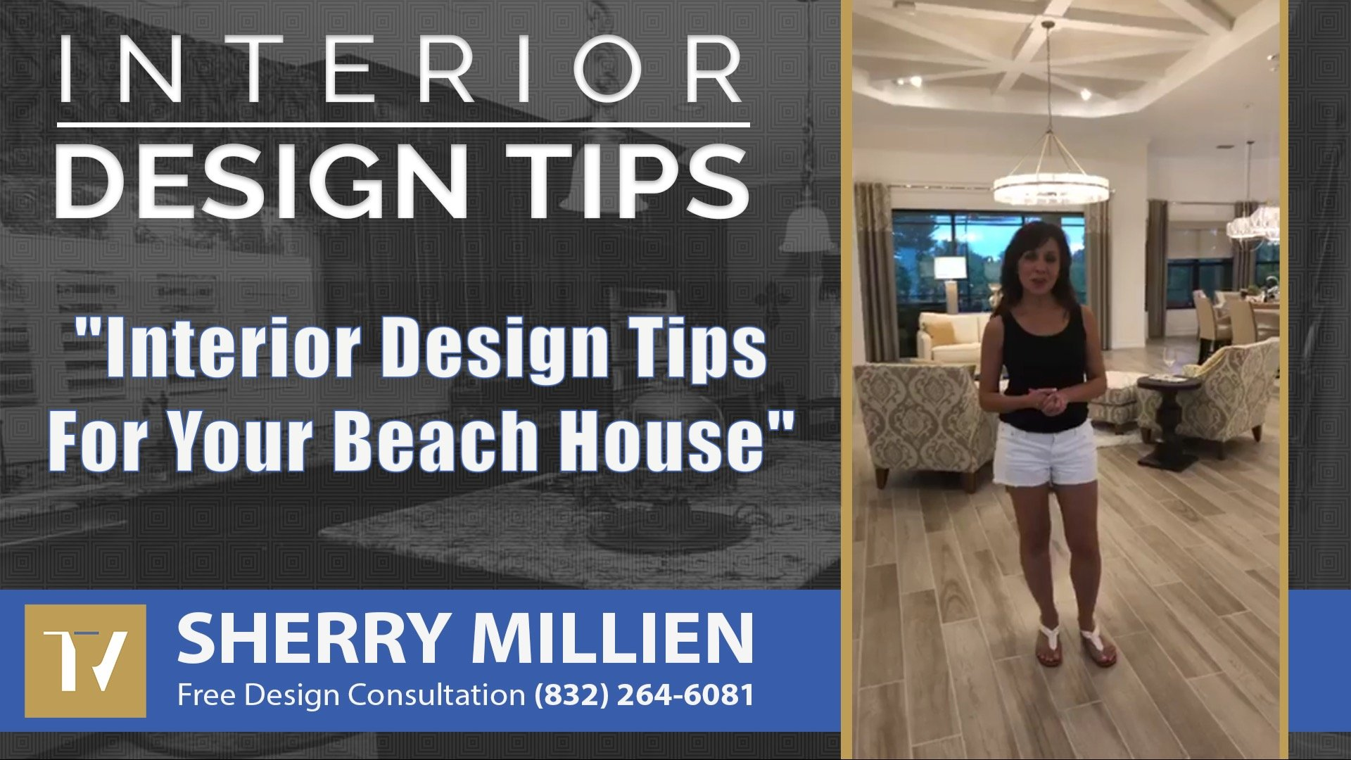 Interior Design Tips For Your Beach House
