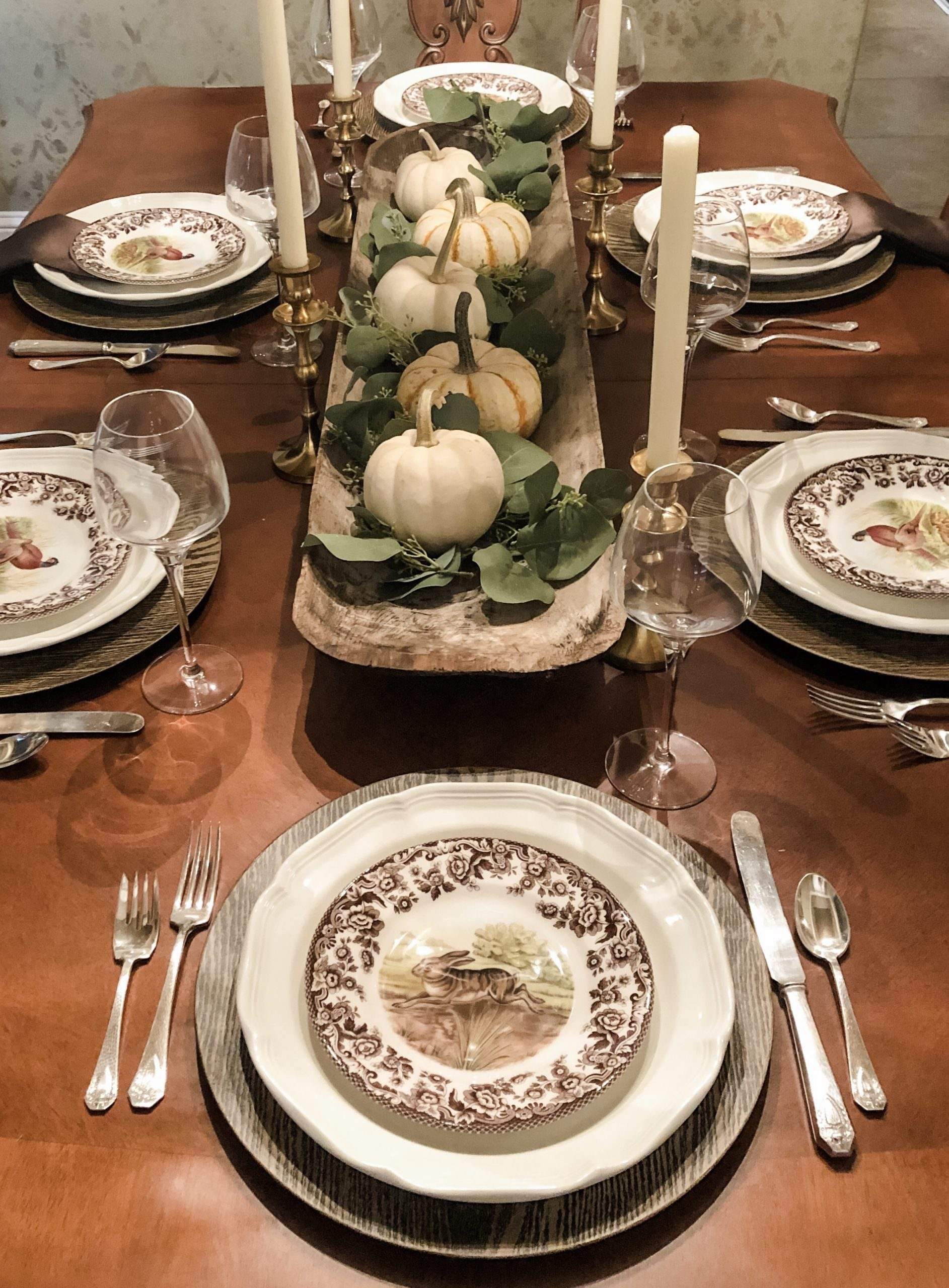 How to Update Your Classic Thanksgiving Table | Terravista Interior Design Group